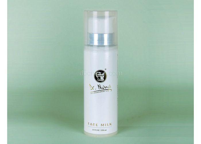 Очищающее молочко для кожи лица :: продукция :: нона.